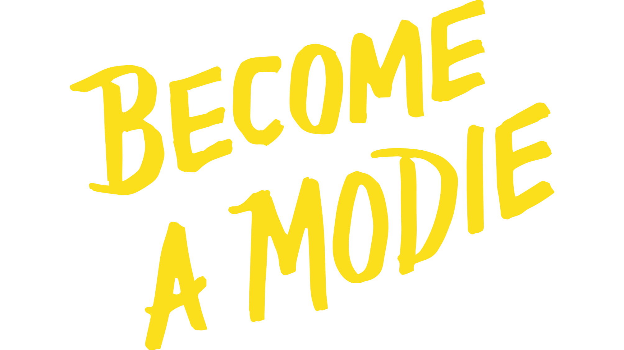 Become a Modie